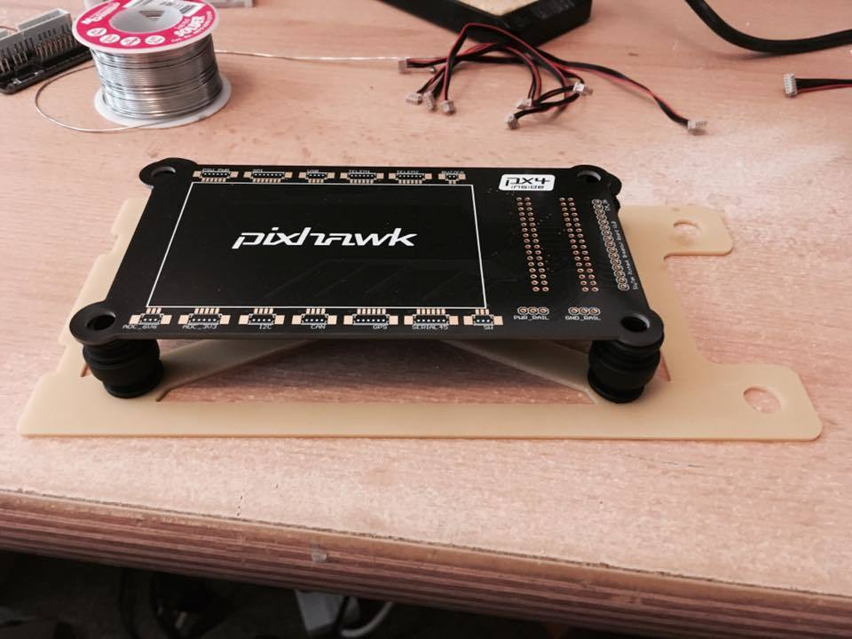 DF13/wiring solution for Pixhawk - eliminating DF13 crimping