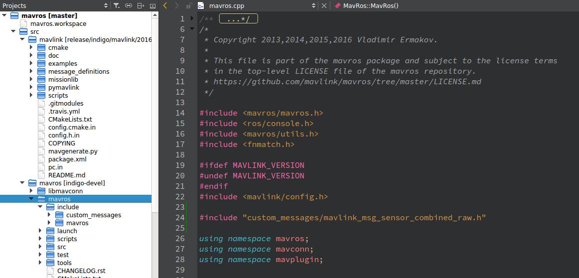 Send custom MAVLink message - PX4 Discussion Forum, PX4