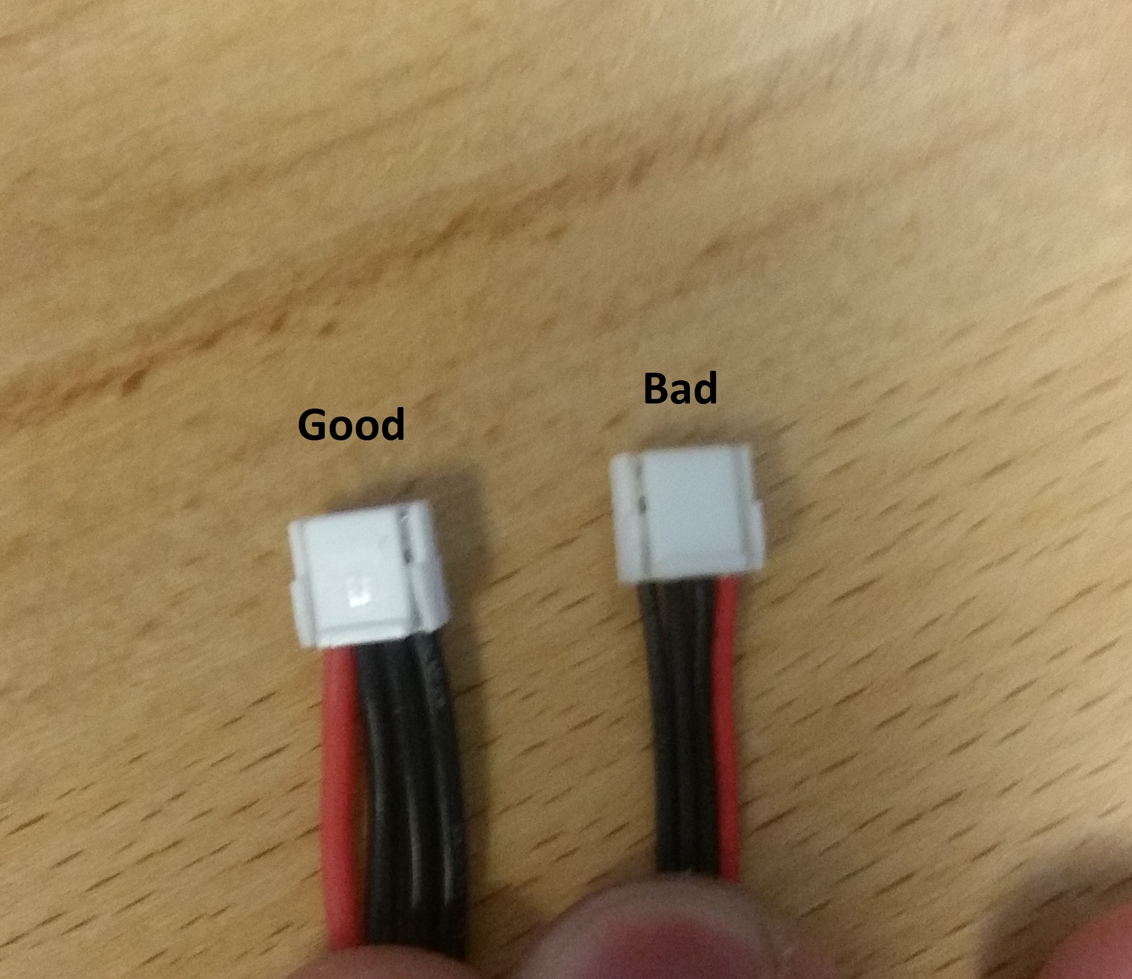 Serious JST-GH wire problem - Flight Controllers - PX4 Discussion
