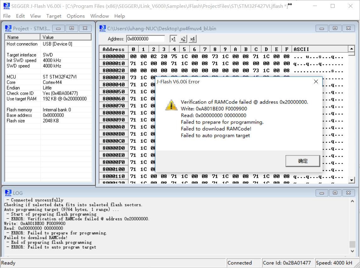 Jtag dongle for burning bootloader - Software Development - PX4