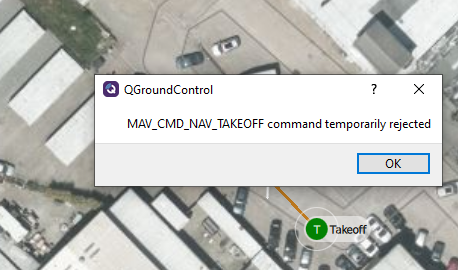 Failed Take off